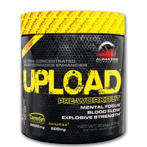 Upload by Alpha Pro Nutrition